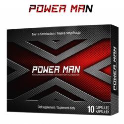 Power Man - 10 kapsułek