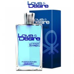 Love & Desire męskie - 100ml