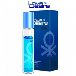 Love & Desire for him 15 ml