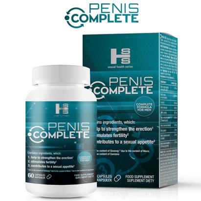 Penis Complete - 60 tabletek