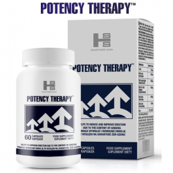 Potency therapy - 60 capsules