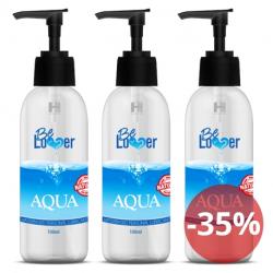3x Be Lover Aqua Power100 ml - Optymalne nawilżenie na bazie wod