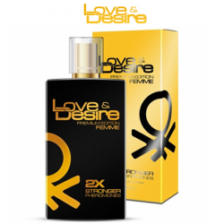 Love&Desire Gold damskie 100ml! PREMIUM EDITION!