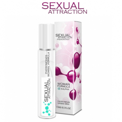 Sexual Attraction damskie - 15ml