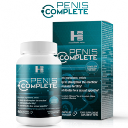 Penis Complete - 60 capsules