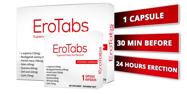 EroTabs capsules